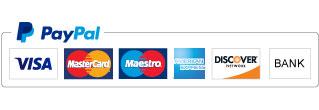 Betaal gratis met PayPal